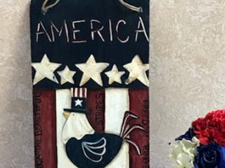 america house wall decor painting