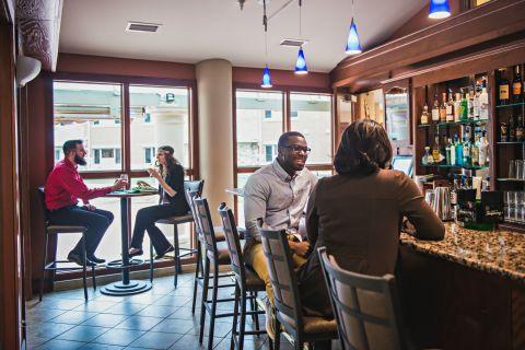 Ada Ohio Restaurant Bar The Inn At Onu Pub
