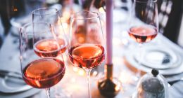 National Rose Day Wine Event